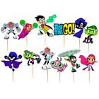 TEEN TITANS GO Toy Toppers Party Balloons Supplies costume cupcake cake mask