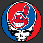 Cleveland Indians vinyl sticker for skateboard luggage laptop tumblers car (f) on Ebay
