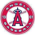 Los Angeles Angels vinyl sticker for skateboard luggage laptop tumblers car (b) on Ebay