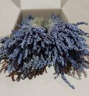 Greek Dried Lavender Bunches 300 stems each 1-22 bunches 32 cm Harvest July 2020