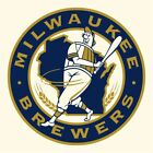 Milwaukee Brewers vinyl sticker for skateboard luggage laptop tumblers car (g) on Ebay