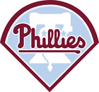 Philadelphia Phillies vinyl sticker for skateboard luggage laptop tumblers  g on Ebay