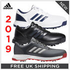 **ADIDAS '2019' CP TRAXION GOLF SHOES - WATER-REPELLENT - ONLY £59.95!**