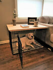 Dog Crate Topper Coffee Table End Table Small Medium Large