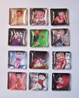 6 Cartoon Betty Boop Square Refrigerator Magnets Glass Cabochon Home -2 Sets  #3 $11.4 USD on eBay
