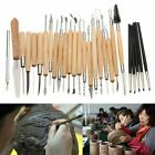 27/5x Silicone Rubber Shapers Clay Sculpting Carving Fimo Modelling Tools S220 image