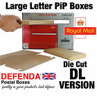 DL Royal Mail Large Letter PIP Strong Cardboard POSTAL Shipping Posting BOXES