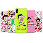 BETTY BOOP RETRO CARTOON PHONE CASE COVER FOR IPHONE 5 6 7 8 6+ 7+ 8+ X Xs Xr £5.99 GBP on eBay