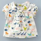NEW IN Ex Baby Boden Pretty Collar Tops 0-4Years RRP £24