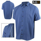 5.11 Tactical Covert Select Pro S/S Shirt - Size L - 2XL - Cobalt Blue - NEW!Shirts & Tops - 177874