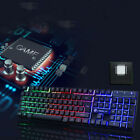 3D roller Glowing Keyboard Mouse Set USB Keyboard USB Mouse Glow Game Suite