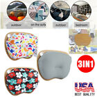 3 in 1 Laptop Cushion Desk Bed Pillow Cushioned Lap Tray For Computer Support US