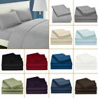 Luxurious 4 Pieces Sheet Set Queen XL Size 800 Thread Count Pure Egyptian Cotton image