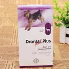Bayer drontal for Dogs &amp; Puppies (8,12,16,24,48 Tablets) Tapeworm Dewormer   <br/> GREAT PRICES ~ SAME DAY SHIPPING ~ 100% USA SELLER