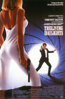 The Living Daylights James Bond Poster Reprint/Home Decor/Wall Decor/Wall Art $27.95 AUD on eBay