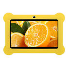 """2019 7"""" Quad Core Android Tablet Dual Camera Bundle Case for Kids Birthday Gift"""