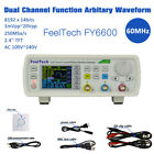 Внешний вид - FeelTech 15MHz-60MHz DDS Function Signal Generator Sine Square Sweep Counter SG