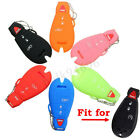 Silicone 4 Buttons Key Case Holder Fob For Jeep Chrysler 300 Dodge Ram 1500 $2.37 CAD on eBay