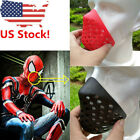 Kyпить US Spiderman Mouth Faceshell Non-Toxic Breathing Soft Rubber Red Black Half Mask на еВаy.соm