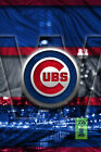 Chicago CUBS Poster, The CUBS MLB Baseball Print Free Shipping Us on Ebay