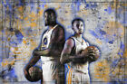GOLDEN STATE WARRIORS Poster, DURANT & CURRY Basketball Print Free Shipping Us on eBay