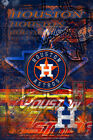 Houston ASTROS Poster, Houston Astros MLB Baseball Print Free Shipping Us on Ebay