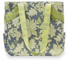 New WTags AMY BUTLER Scrapbook Tote Lotus Faded China Diaper Bag Computer Carry