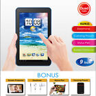 """10.1'' 9"""" 7"""" Inch Tablet PC Android Quad Core 16GB/8GB HD WIFI Dual Camera WiFi"""