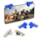 1 Pair Gaming Trigger Phone Game PUBG Mobile Controller Gamepad Aim Key Joystick