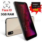 Factory Unlocked 4G 3G 2G GSM Dual SIM Android 8.1 Cell Smart Phone Celulares US