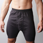 1 Pair Big Men's Cotton Boxer Brief by Made Players 1X-7X