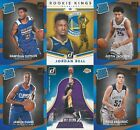 2017-18 Donruss Basketball You Pick- Base, Inserts Free Shipping