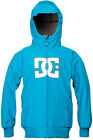 DC Spectrum Softshell Snowboard Jacket Youth Methyl Blue (Size M & L) $135