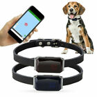 Pet GPS Trackers Dog Cat Real-time Mini Tracking Collar Security Finder Locator