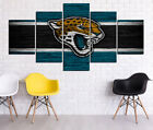 Jacksonville Jaguars HD Print Oil Painting Home Decor on Canvas 5PCS Unframed $25.0 USD on eBay