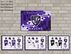 HD Print Oil Painting Home Decor on Canvas Baltimore Ravens 4PCS/SET Unframed $36.0 USD on eBay