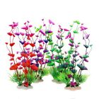 Artificial Fake Water Aquatic Grass Plant Lawn Decor Aquarium Fish Tank Ornament
