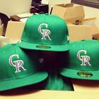 New Era Colorado Rockies GAME 59Fifty Fitted Hat (Black) MLB Cap ( Rare ) on Ebay