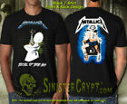 Metallica Metal Up Your Ass t-shirt Ride the Lightning Rock Metal S-7XL image