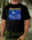 Megadeth Rust in Peace t-shirt Rock Band Metal S-6XL image