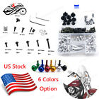 Full Set Motorcycle Fairing Bolt Kit Fasteners for Triumph Daytona 600 2002-2004 $23.97 USD on eBay