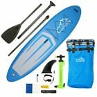 """Inflatable 10'10""""/11'/12' Stand Up Paddle Board 2 in 1 Kayak Surfboard 3 Size"""