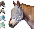 Внешний вид - UV-Blocker Premium Reflective Safety Horse Fly Mask without Ears or Nose Cover