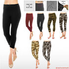 Yoga Pants Capri High Waist Ultra Soft Leggings