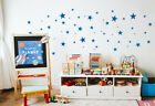 Various Size Stars Wall Stickers Decal Kids Art Bedroom Nursery Vinyl Decoration