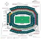 2 Philadelphia Eagles vs Detroit Lions Club Box C5 row 15 tickets Sept.22 on eBay