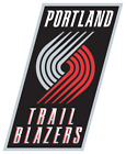 Portland Trail Blazers sticker for skateboard luggage laptop tumblers car (c) on eBay