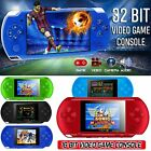 Upgraded PXP3 PSP Portable Handheld Built-in Video Game Gaming Console Player