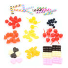 Kawaii PVC Fake Cherry Artificial Fruit Plastic Mini Cherry Simulation Food EER