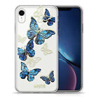 LUXMO Fitted iPhone X/XS XR Case Bumper Shockproof Silicone Gel Protective Cover
